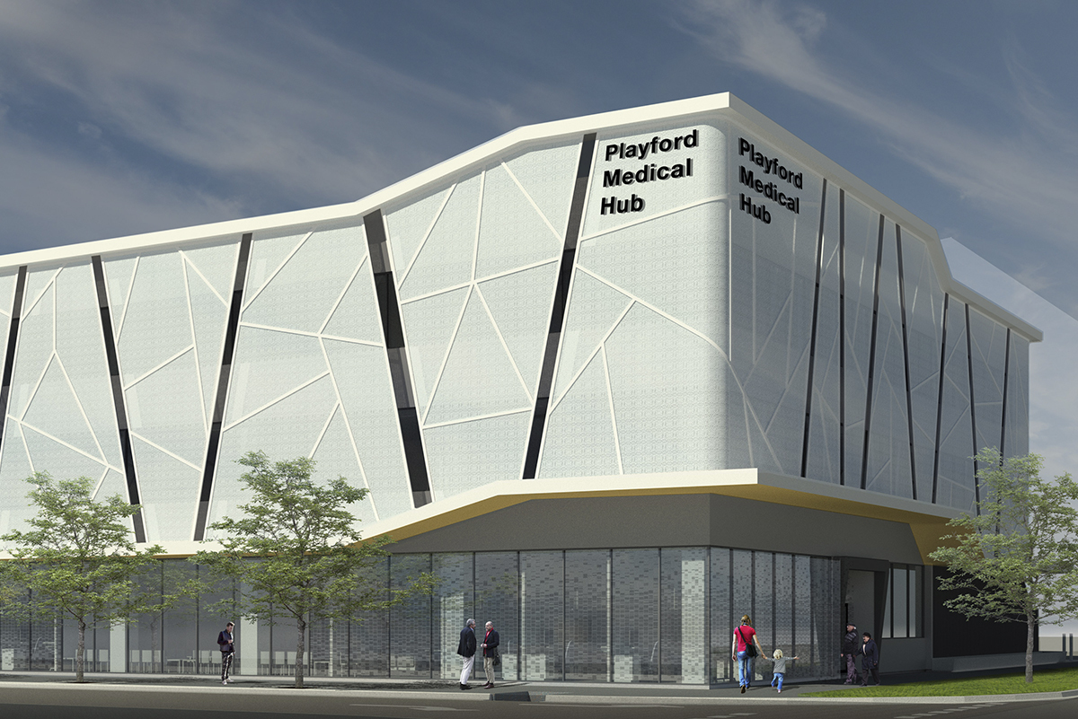 Playford Medical Hub