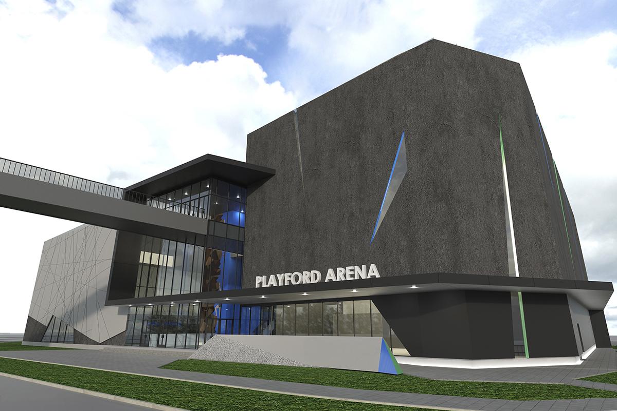 Playford Arena