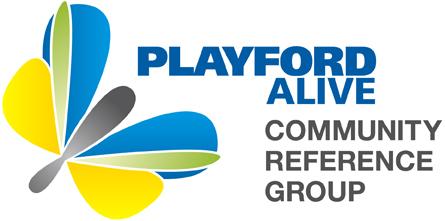 Playford Alive CRG Logo
