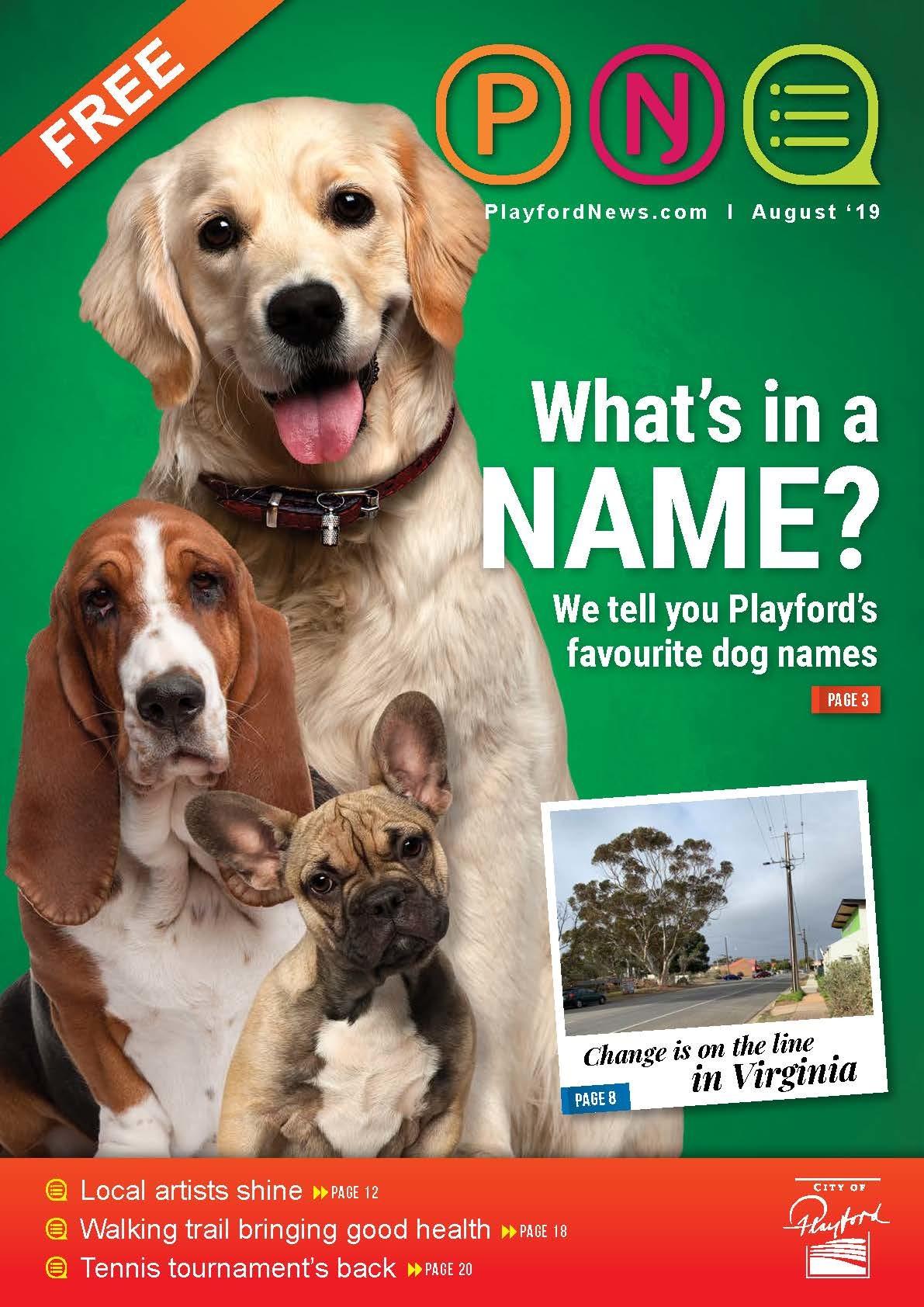 Playford News Spring 2019