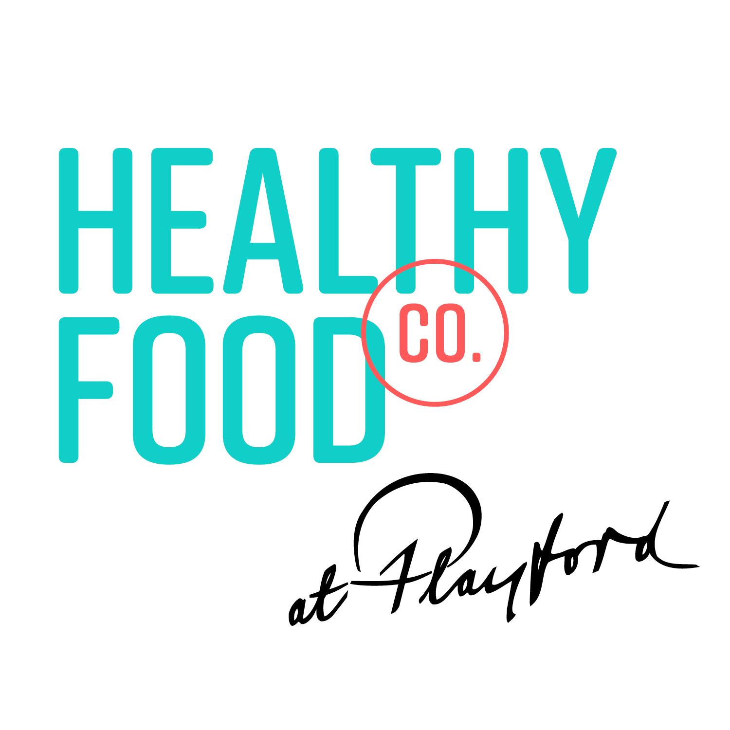 Healthy Food Co Logo